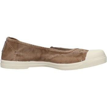 Chaussures Femme Baskets mode Natural World - Slip on beige 103E-621 BEIGE