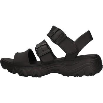 Chaussures Femme Sandales et Nu-pieds Skechers - D'lites nero 111061 BBK NERO