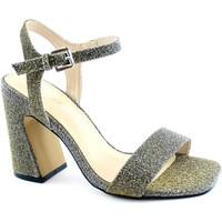 Chaussures Femme Sandales et Nu-pieds Café Noir CAF-E20-GLA936-ANT Antracite