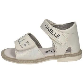 Chaussures Fille Sandales et Nu-pieds GaËlle Paris G-330 BLANC