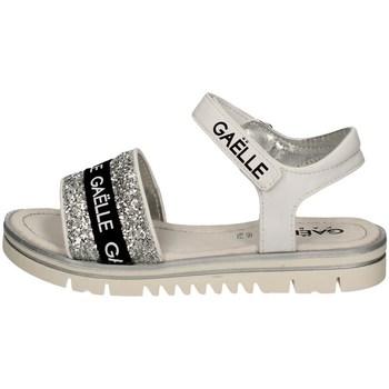 Chaussures Fille Sandales et Nu-pieds GaËlle Paris G-321 ARGENT