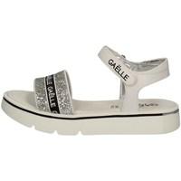 Chaussures Femme Sandales et Nu-pieds GaËlle Paris G-310 BLANC