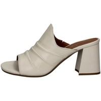 Chaussures Femme Mules Annalu' 3PRS06E0 BLANC