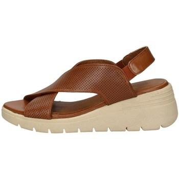 Chaussures Femme Sandales et Nu-pieds Annalu' 2HSP05E0 CUIR