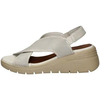 Chaussures Femme Sandales et Nu-pieds Annalu' 2HSP05E0 BLANC