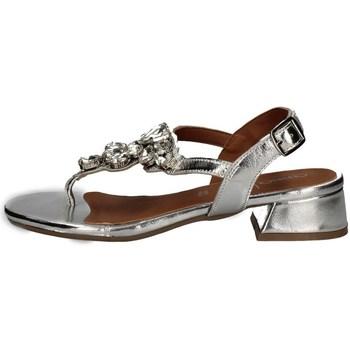 Chaussures Femme Sandales et Nu-pieds Annalu' 3MRS06E0 ARGENT