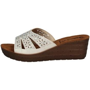 Chaussures Femme Mules Inblu GM 35 Blanc
