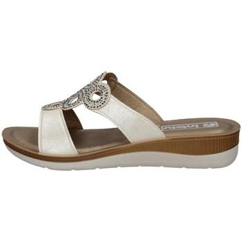 Chaussures Femme Mules Inblu BV 14 BLANC