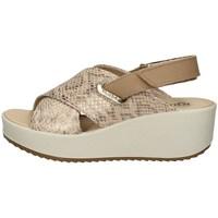 Chaussures Femme Sandales et Nu-pieds Igi&co 51784/11 Argenté