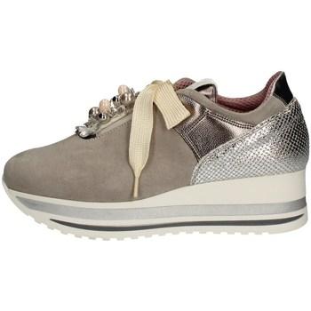 Chaussures Femme Baskets basses Comart 1A3451 Gris
