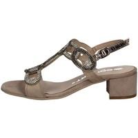 Chaussures Femme Sandales et Nu-pieds Comart 083307 Rouge