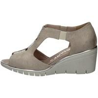 Chaussures Femme Sandales et Nu-pieds Comart 4D3352 Gris