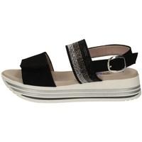 Chaussures Femme Sandales et Nu-pieds Comart 053395 Noir
