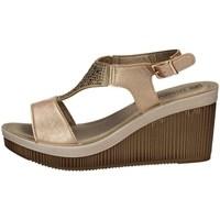 Chaussures Femme Sandales et Nu-pieds Inblu AS 22 CUIVRE