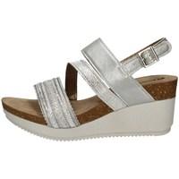 Chaussures Femme Sandales et Nu-pieds Inblu EN 17 ARGENT