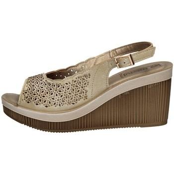 Chaussures Femme Sandales et Nu-pieds Inblu AS 21 SABLE