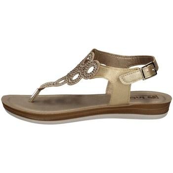 Chaussures Femme Sandales et Nu-pieds Inblu BA 28 SANDALES Femme PLATINUM PLATINUM