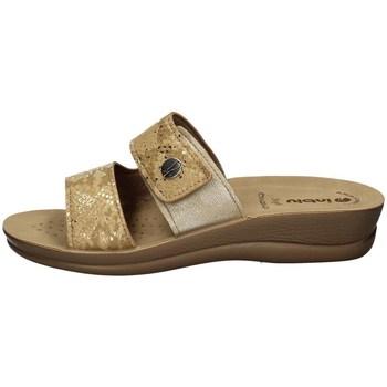 Chaussures Femme Mules Inblu VR 56 SABLE