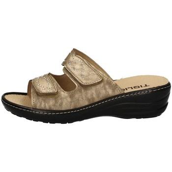 Chaussures Femme Mules Tiglio 2713 BEIGE