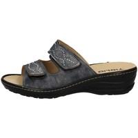 Chaussures Femme Mules Tiglio 2713 BLEU
