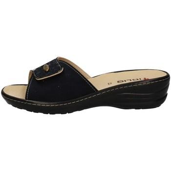 Chaussures Femme Mules Tiglio 2700 BLEU