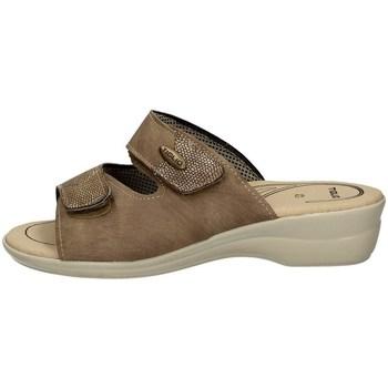 Chaussures Femme Mules Tiglio 182 BEIGE