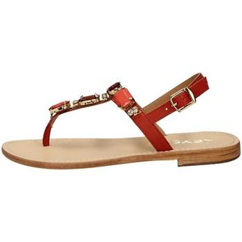 Chaussures Femme Sandales et Nu-pieds Keys K-1711 ROUGE
