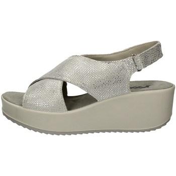 Chaussures Femme Sandales et Nu-pieds Imac 508310 BEIGE