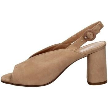 Chaussures Femme Sandales et Nu-pieds Soffice Sogno E20150T POUDRE