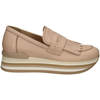 Chaussures Femme Slip ons Janet Sport 45777 POUDRE