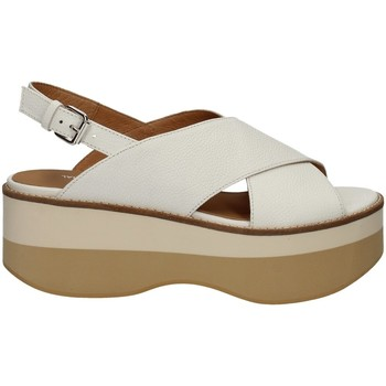 Chaussures Femme Sandales et Nu-pieds Janet Sport 45725 BLANC