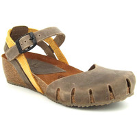 Chaussures Femme Sandales et Nu-pieds Interbios 5355 Multicolor