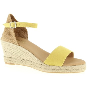 Chaussures Femme Sandales et Nu-pieds Emma 14153 Jaune