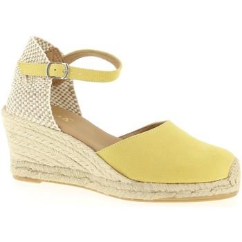 Chaussures Femme Espadrilles Emma 13150 Jaune