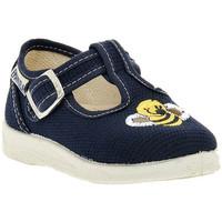 Chaussures Garçon Sandales et Nu-pieds Emanuela BLU SANDALO Blu