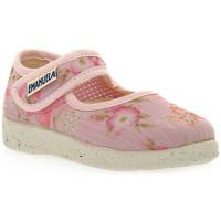 Chaussures Fille Sandales et Nu-pieds Emanuela ROSA SANDALO Rosa