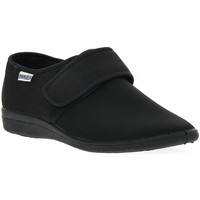 Chaussures Homme Chaussons Emanuela 986 NERO PANTOFOLA Nero