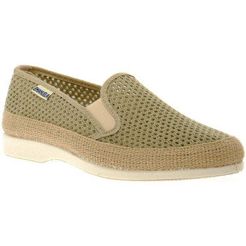Chaussures Homme Espadrilles Emanuela TABACCO PANTOFOLA Marrone