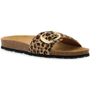 Chaussures Femme Mules Grunland BEIGE 40SARA Beige
