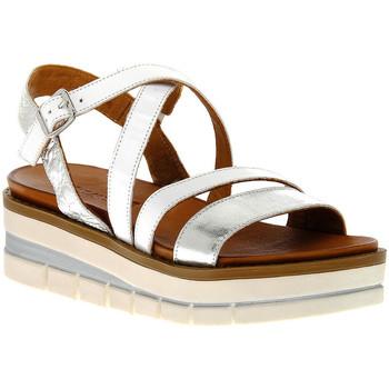Chaussures Femme Sandales et Nu-pieds Grunland BIANCO I8FAMA Bianco