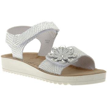 Chaussures Fille Sandales et Nu-pieds Grunland BIANCO 70GRIS Rosa