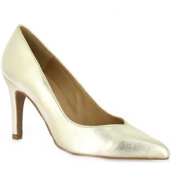 Chaussures Femme Escarpins Pao Escarpins cuir Or