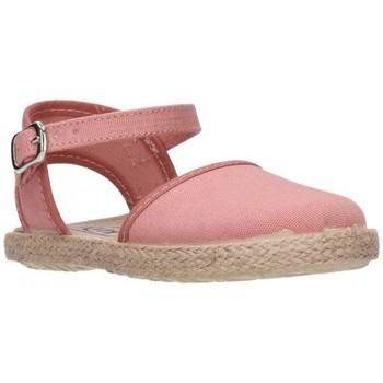 Chaussures Fille Espadrilles Batilas 45801 antique Niña Gris rose