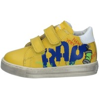 Chaussures Enfant Baskets basses Falcotto NARAT 0012014688.01 JAUNE