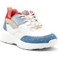 Chaussures Fille Baskets basses Lois  Blanco
