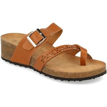 Chaussures Femme Mules Tony.p BQ01 Camel