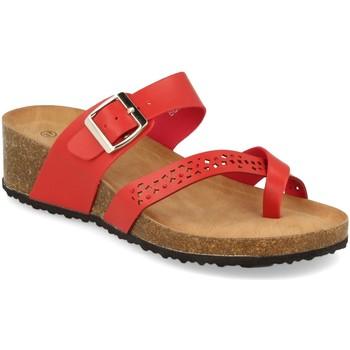 Chaussures Femme Sandales et Nu-pieds Tony.p BQ01 Rojo