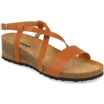Chaussures Femme Sandales et Nu-pieds Tony.p BQ03 Camel