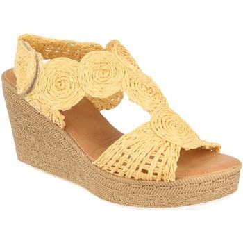 Chaussures Femme Sandales et Nu-pieds Tony.p BQ12 Beige