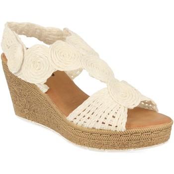 Chaussures Femme Sandales et Nu-pieds Tony.p BQ12 Blanco